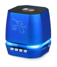 Portable Mini Bluetooth Speaker for iPhone, Samsung S8, Other Smartphones,Blue