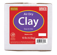 Amaco Air Dry Modeling Clay - Gray, 10lb
