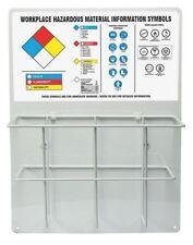 RTK/WHMIS/SDS Centre Board,20x15 In ACCUFORM ZRS350