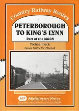 Peterborough to King's Lynn, Part of the M&GN