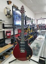 Burns of London Brian May Signature Electric Guitar Red Special BHM