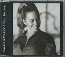 MARIAH CAREY - I STILL BELIEVE / (REMIXES) 1999 UK 3 TRACK CD SINGLE PART 1