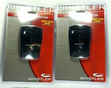 Lot of (2) Whistler Xtr-130 Radar/Laser Detector