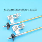4mm Flex Shaft Cable Stainless Steel Drive Dog Prop Nut Prop Shaft RC Boat -1855