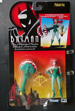 Batman POISON IVY Animated Series Vintage Kenner 94 Sealed Action Fig DC Comics