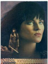 Xena Art & Images Portraits Of A Warrior Chase Card PP18