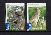 AUSTRALIA DECIMAL...2009 BUSH BABIES....KOALA , KANGAROO..INTERNATIONAL POST