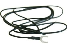 Technics Earth Wire Ground Lead Sl1200 Sl1210 Sfel028-01e Genuine