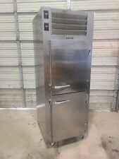 REDUCED! Traulsen never used S-n-D refrigerator freezer combo on casters!