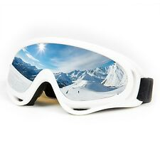 Jet Ski Goggles Polarized Clear Glasses Adjustable Boys & Girls Men & Women Ski