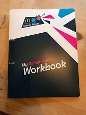 London 2012 Olympics Memorabilia- games maker workbook - unused