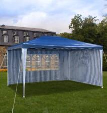 Partyzelt Festzelt 3x4m Gartenpavillon Gartenzelt Bierzelt Pavillon Zelt
