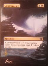 Contrerafale Altérée - Altered Countersquall - AVF - Magic mtg