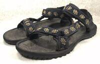 Teva Pretty Rugged Sandals Womens Athletic Water Sport Waterproof Size 10 EUC