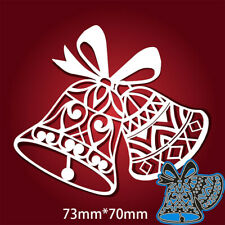 Christmas lace bell new Metal Cutting Dies Card Scrapbooking stencil Template