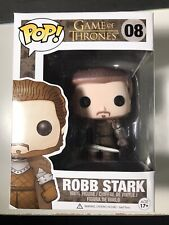 Funko Pop Games Of Thrones #08 Robb Stark