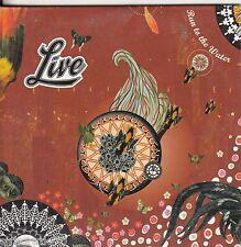 LIVE Run To The Water CD Single - Card Sleeve
