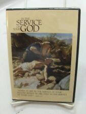 IN THE SERVICE OF YOUR GOD Mormon LDS DVD Great Family Movie! Members & Leaders