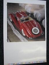 Poster Mercedes-Benz 540 K (JS)