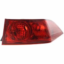 Fits 04-05  TSX Tail Lamp / Light Right Passenger Quarter Mounted