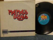 MAMA'S BOYS - NEEDLE IN THE GROOVE , ULTRA NOISE 1982 , VG+/EX ,12''