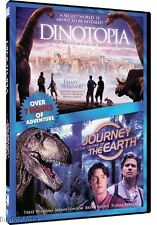 Dinotopia/Journey to the Center of the Earth (DVD, 2013, 2-Disc Set)