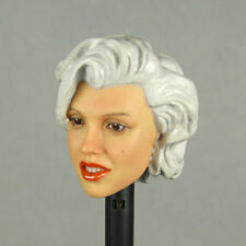 1/6 Scale Phicen, Hot Toys, Custom Kumik Sexy Female Head Sculpt Marilyn Monroe
