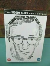 WOODY ALLEN COLLECTION 20 Movie Film DVD BOX SET Diane Keaton UK Compatible NEW