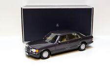 1:18 Norev Mercedes 560 SEL 1991 bornit-met. NEW bei PREMIUM-MODELCARS