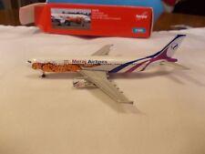 Herpa Wings 529778 Meraj Airlines Airbus A300-600R Club Modell 2017 1/500