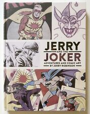 Jerry & the Joker Adventures & Comic Art Hardcover NEW Graphic Novel Comic Book