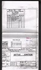 More details for settle junction. 1991.