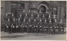 Mexborough. National Coal Strike. West Riding & East Riding Police Reserve.