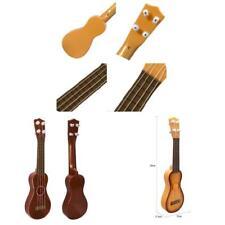 Simulation Guitar Toy 4 String Mini Instrument Kids Children Musical Gift