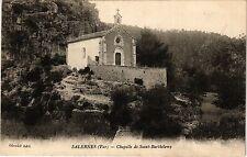 CPA SALERNES Chapelle de Saint Barthélemy (411200)