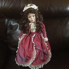 """Vintage Doll  H 18"""""""