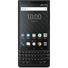 BlackBerry KEY2 BBF100-2 64GB Unlocked GSM Android SmartPhone - Black