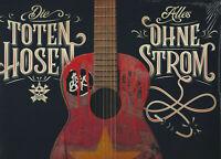 """DIE TOTEN HOSEN """"Alles Ohne Strom"""" 2LP VINYL numbered sealed"""