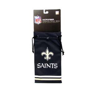 New Orleans Saints NFL Microfiber Glasses Bag