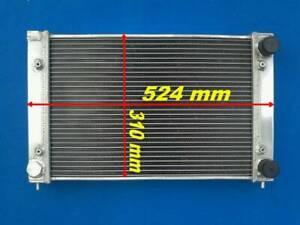 FOR VW CORRADO SCIROCCO JETTA GOLF GTI MK2 1.8 16V 1986-1992 ALUMINUM RADIATOR