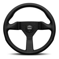 MOMO ITALY Montecarlo 320Mm Steering Wheel Black 11111792217L