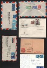INDIA, 1950s. Covers, Used (13)