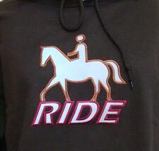 Reflective Horse Ride Sweatshirt