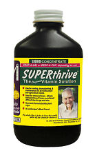 Superthrive Vitamins Hormones Supplement For Health Growth Of Your Plants 4 oz