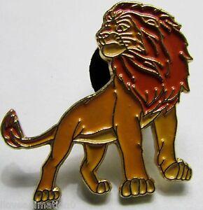 Disney Pillsbury Lion King GWP Promo Set Mufasa Pin