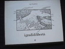 UGO LA PIETRA, i gradi di libertà 1975 jabik & colophon