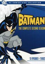 Batman: The Complete Second Season [2 Discs] (2006, DVD NEUF) (RÉGION 1)