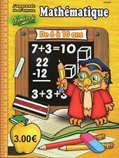 Mathematique N°2 - de 6 a 10 ans - LP