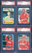 PSA 10 1986 Fleer #186 Tony Perez Cincinnati Reds GEM MINT ONLY!