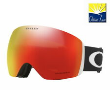 Oakley Sci Flight Deck 7050 33 Prizm Snow Snowboard Maschera Torch Iridum 705033